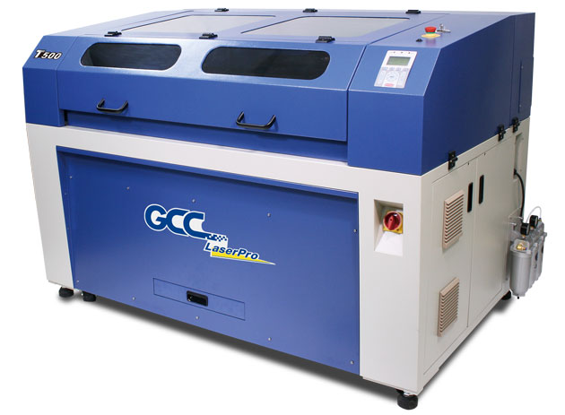 LaserPro Laser Cutting and Engraving Machine T500 image