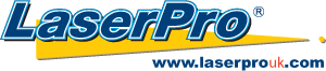 LaserPro UK Logo